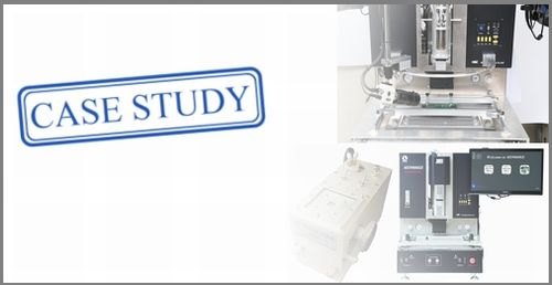 リワーク装置以外での活用も可能|case study